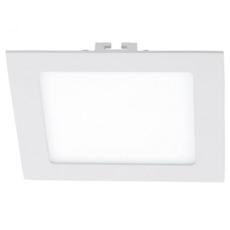 Fueva 1, LED, 17 x 17 cm, 4000K, weiß