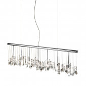 Luminaire Kolarz  chrome|transparent