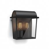 Luminaire Philips moderne noire|transparent