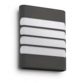 Luminaire Philips moderne gris|noire