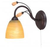 Luminaire Näve maison decampagne marron