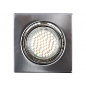 Luminaire Heitronic moderne gris métallique