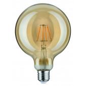 LED Vintage-Globe, E27, 4W, 1700K, gold