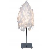 Luminaire Näve moderne métallique|blanche
