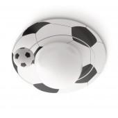 Calco, E27, IP20, schwarz-weiß