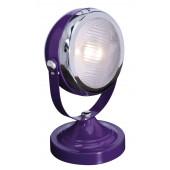 Luminaire Näve démodé violette