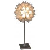 Luminaire Näve florentin gris|argent