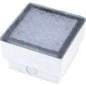 Luminaire Heitronic moderne transparent|blanche