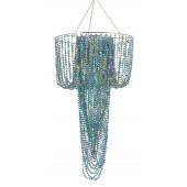 Luminaire Näve démodé turquoise