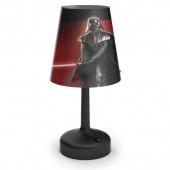 Luminaire Philips fantaisie rouge|noire