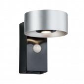 Luminaire Paulmann moderne anthracite|argent