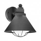Luminaire EGLO moderne noire|blanche