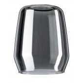 Luminaire Paulmann démodé noire transparent