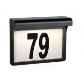 Dayton II Breite 22,5 cm schwarz 1-flammig rechteckig