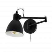 Luminaire EGLO moderne noire