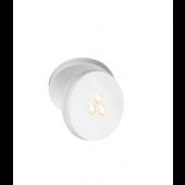 Luminaire Lirio moderne blanche