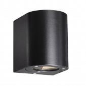 Canto, LED, hauteur 11 cm, noir