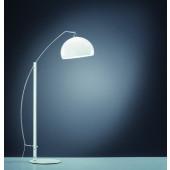 Luminaire Helestra moderne chrome|blanche