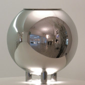 Luminaire FontanaArte moderne chrome|métallique|argent