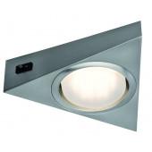 Luminaire Paulmann moderne métallique|blanche