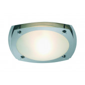 Luminaire Markslöjd moderne chrome|blanche