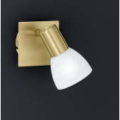 Luminaire Wofi moderne or|blanche