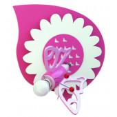 Luminaire Elobra fantaisie rose