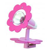 Luminaire Elobra moderne rose|blanche
