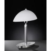 Luminaire Wofi moderne métallique|argent|blanche