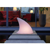 Luminaire moree moderne transparent|blanche