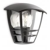 Luminaire Philips maison decampagne noire