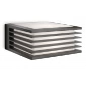 Luminaire Philips moderne anthracite|blanche