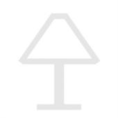 Bowl Ø 18 cm weiß 1-flammig kugelförmig