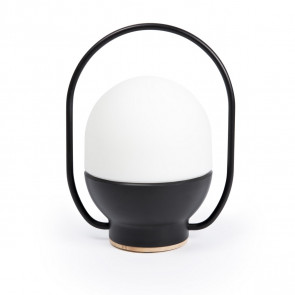 Luminaire Faro moderne noire blanche