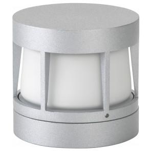 Luminaire Albert moderne gris|métallique
