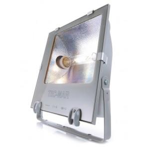 Tec III, 400 Watt, argent-gris