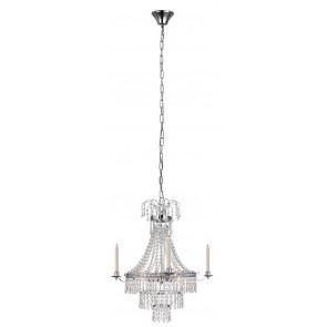 Luminaire Markslöjd classique métallique|transparent