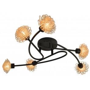 Luminaire Näve florentin marron