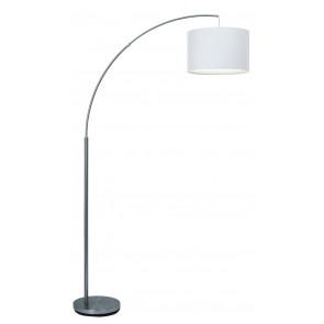 Luminaire Brilliant moderne chrome|blanche