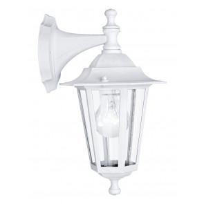 Luminaire EGLO maison decampagne transparent|blanche