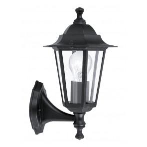 Luminaire EGLO maison decampagne noire