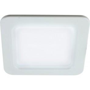LED Panel, 15 x 15 cm, 9W, blanc lumière du jour