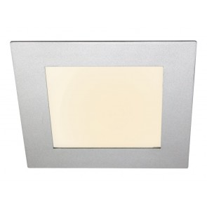 LED Panel, 18 x 18 cm, 11W, dimmable, blanc chaud