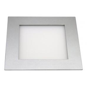 LED Panel, 18 x 18 cm, 11W, dimmable, blanc lumière du jour