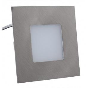 Luminaire Heitronic moderne gris|métallique