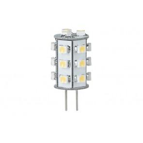 LED NV-Stiftculot rondum, 1W G4, blanc chaud