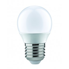 LED Tropfen 4W E27 230V 2700K