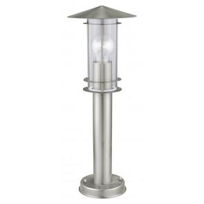 Luminaire EGLO moderne métallique|transparent