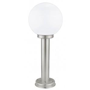 Nisia, hauteur 50 cm, verre blanc