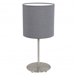 Luminaire EGLO moderne gris|métallique
